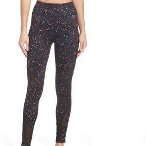 Sweaty Betty Ditsy Star Reversible Leggings